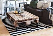 Déco que l'on aime ! Interior design we like / La #decoration et le #design en général