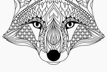colouring pages/ideas