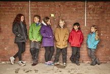 AW15 Kids Shoot / Here are a few pictures from our Autumn/Winter '15 Kids range - coming soon!