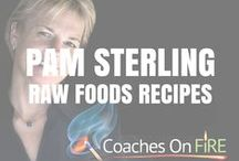 Pam Sterling: Raw Food Recipes