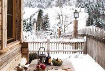 Beautiful winter / Beautiful winter