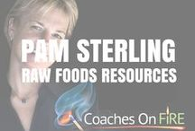 Pam Sterling: Raw Food Resources