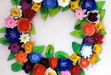 tvoření - jaro + Velikonoce