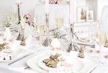 Große Gefühle: Der Hochzeitstag · Wedding Day / Herzklopfen, Glück und Liebe, ein rauschendes Fest, das lange weiße Kleid, der stolze Bräutigam, Freudentränchen, ein Himmel voller Luftballons und Turteltäubchen – Der schönste Tag im Leben soll auch der perfekteste Tag werden. Wir zeigen euch ein paar Deko Ideen für eure Festtafel! Weitere Neuheiten, Trends und Ideen findet ihr unter www.ihr.eu Folgt uns auch bei Facebook www.facebook.com/IHRliebevolleTischgeschichten