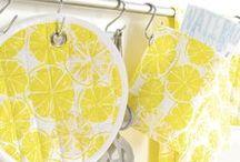 Limes & Lemons - Zitrone & Limonen / Der Sommer ist gelb! Ob warmes Sonnengelb oder spritziges Zitronengelb, diese Farbe sorgt für gute Laune! Weitere Neuheiten, Trends und Ideen findet ihr unter www.ihr.eu Folgt uns auch bei Facebook www.facebook.com/IHRliebevolleTischgeschichten