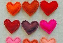 tvoření - Valentýn