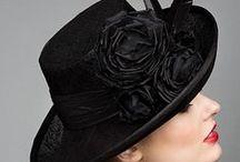 klobouky, čepice