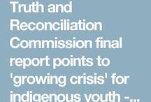 Autochtones - Vérité et réconciliation