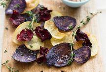 nourishing - snacks/nibbles