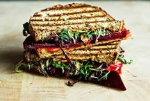 nourishing - sandwiches/wraps/flatbread