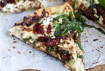 nourishing - burgers/pizza