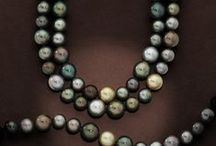 Tahitian Pearls / Tahitian Pearls in Jewellery by Giulians