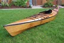 kayak / wooden kayak, sea kayak, kayak, kajak, Wooden Kayak Builder / by Patrice De Albuquerque Andrade