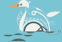 artistics illustrations /  Parko Polo, Leandro Castelao, Patrick Draws, Gillian Blease, Dale Edwin Murray, Halfpastwelve, Ugo Gattoni, Radio et d'autres artistes...