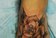 tattoos / by Wanda Welch