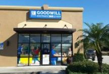 Our Donation Xpress Centers in Central Florida / Goodwill Donation Xpress Centers are popping up all over Central Florida, making it easier than ever to donate to Goodwill. Just pull up to the drive-thru area, open your trunk, and our friendly attendants will unload your donations and provide you with a tax receipt.