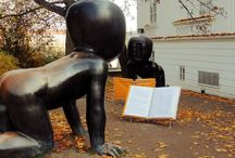 Portfolio: Prague, the city of Literature