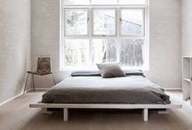 home sweet home - bedrooms / a place to slumber