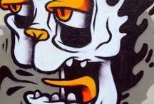 LES GRAFFITIS └
