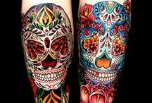 Tattoos / by Emman