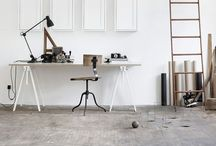 home sweet home - work spaces