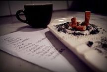 Coffee & Cigarettes / My Lady Nicotine: A Study in Smoke