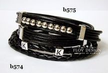 bracelet for him / brancelet for man, boys,  made by flov design