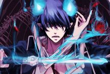 Blue exorcist / This is a group board if you follow it I'll invite you!  Invite your friends too!