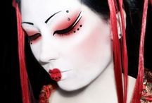 My Works / Photos, makeup, special effects makeup