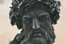 Greek Mithology / Greek Mithology, Art, Sculpture