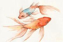 Air watercolors ...
