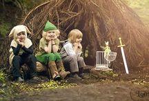 Fotografia criança / Idéias para fotografia de crianças