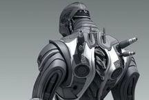 Zırh/Armor/Cosplay