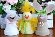 Velikonoce / tvoření pro děti