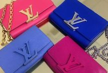 LV / Louis Vuitton handbags, shoes and accesories