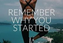 Inspiration / Inspirational Quotes | Fitness | Health
