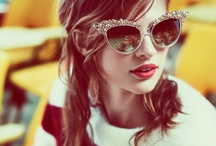 THE LOOK: FLASHBACK / Everything old is new again. We love looking to the past for inspiration for our eyewear. Just saying the word Vintage gives us a burst of creativity.