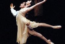Dancers & Art / Dancers, art & artists.