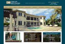 Customer Websites / Rand Marketing's portfolio of website designs.