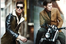 THE LOOK: MILITARY MAN