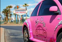 THE Unique Las Vegas Luv Bug / This is the official Las Vegas Luv Bug Wedding Car. If you book a wedding with Las Vegas Luv Bug this is the car that will meet you at your wedding venue.