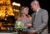 Las Vegas Strip Weddings & Elopements / Professional wedding photography and wedding packages on or near the Las Vega Strip. Venues include city lights, the welcome to Las Vegas Sign, fountains, hotel rooms or you can book us for another nearby venue.