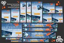 Bannery / Bannery dla kampanii remarketingowej w Google AdWords