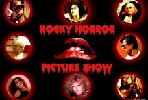 The Rocky Horror Picture Show / My 2nd fave film of all time :) / by Bex-Louise Fisher