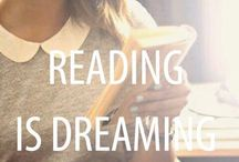 Reading / Reading is more than looking at words on a page.
