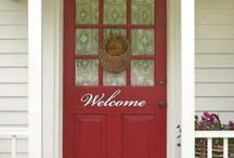 Exteriors / by Cottage Dreams