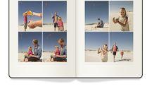 LAYOUTS & DESIGN / Photobooks and extras