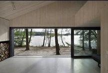 Modernistyczne domy / Modern house