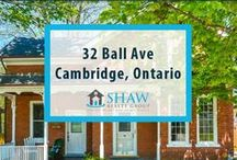32 Ball Avenue - Cambridge - ON