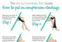 Treatment: Compression / Compression gear can be key in helping to decrease or prevent edema in Lipedema and Lymphedema by helping lymph fluid move through the body. Talk to your doctor about the right kind of compression gear for you.